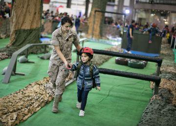 """El Ejército denuncia que lo han """"excluido"""" del Festival de la Infancia de Barcelona"""