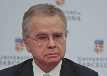 Joan Elias guanya les eleccions a rector de la UB