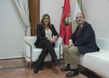 PSOE y PSC empiezan a negociar el nuevo marco de relaciones