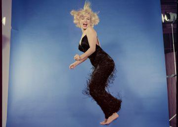 El brinco perfecto de Marilyn Monroe