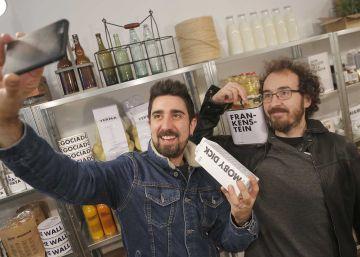 """Gipuzkoa abre un colmado con productos culturales de """"primera necesidad"""""""