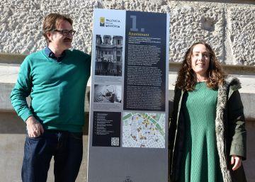 Valencia recupera su pasado republicano con 30 edificios clave