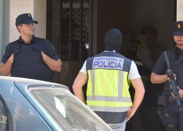 Detenido en Benidorm un británico condenado por violar a dos menores