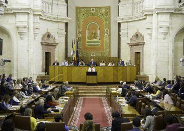 El Constitucional anula la composición de la Mesa del Parlamento andaluz