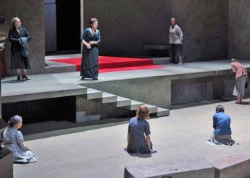 El aclamado montaje de 'Elektra' de Patrice Chéreau llega al Liceo