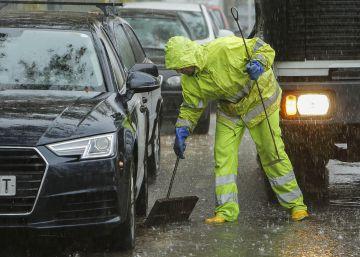 Alerta por riesgo importante de lluvias en Valencia