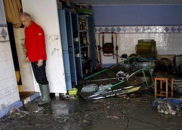 Los daños por el temporal superan los 30 millones, según la evaluación inicial