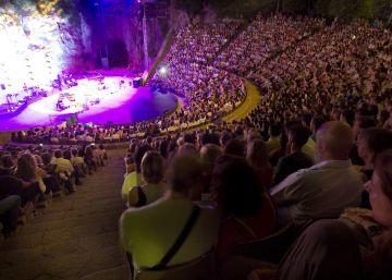 El anfiteatro del Grec ofrecerá espectáculos y conciertos en agosto