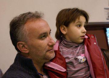 Los Mossos detienen al padre de la niña Nadia