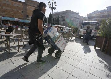 Una cuarta parte de los trabajadores de la Comunidad cobran menos de 1.000 euros