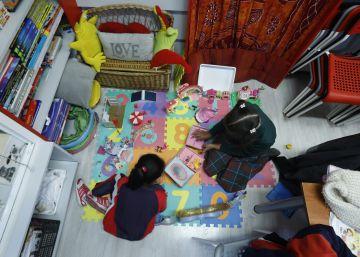 Salvar a los niños de la crisis