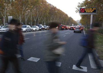 Madrid tendrá nuevas señales para peatones en 2018