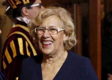 Carmena asistirá a la cumbre sobre refugiados en el Vaticano