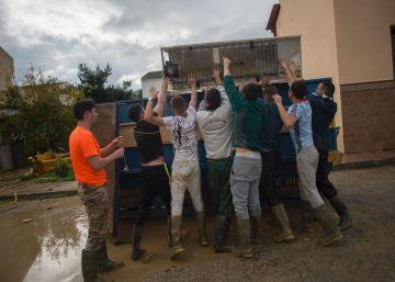 """El Gobierno declara de """"emergencia"""" las zonas afectadas por el temporal"""