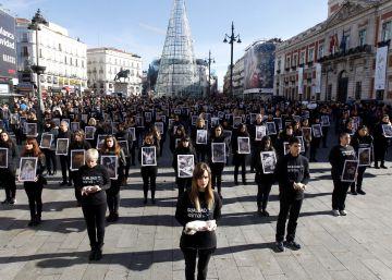 Unas 400 personas se concentran en Sol por los derechos de los animales