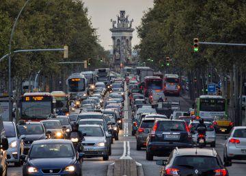 Las retenciones en los accesos a Barcelona crecen un 26,4% en un año
