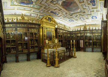 La habitación de los huesos sagrados