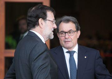 Mas pide que Rajoy testifique en el juicio por la consulta del 9-N