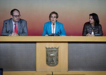 El PSOE amenaza con forzar a Ahora Madrid a prorrogar los presupuestos