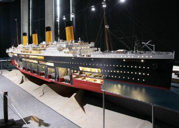 El Titanic atraca en Bilbao