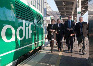 El Consell denuncia que el tercer hilo ferroviario nace con deficiencias