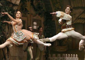 """""""El entusiasmo es el motor del ballet"""""""