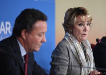 El juez anula la comisión que investigaba los gobiernos de Botella y Gallardón