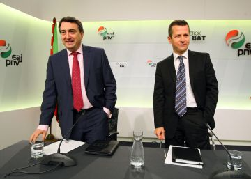 Bildarratz (PNV), Iñarritu (EH Bildu) y Rodríguez (PSE), elegidos senadores autonómicos
