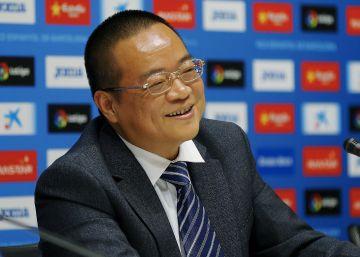 """Yansheng: """"Estoy ansioso por tener un futbolista chino en el Espanyol"""""""