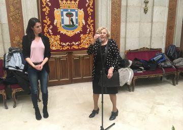 Rita Maestre, absuelta del asalto a la capilla de la Universidad Complutense