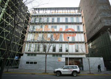 RTVE vol requalificar i vendre l'edifici que té al 22@