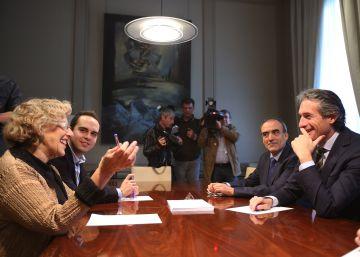 Carmena quiere tener listo un nuevo plan Chamartín consensuado en seis meses