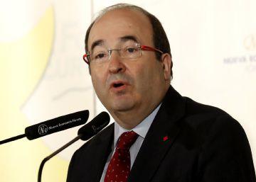 El PSC pide a Puigdemont que no adopte más acuerdos ilegales