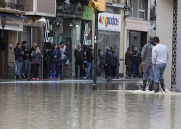 Alerta en la Comunidad Valenciana por el riesgo de desborde de ríos