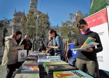 La cultura sale a la calle a buscar al cliente en Valencia