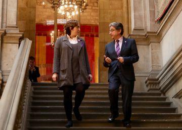 Colau pide al Gobierno que muestre su voluntad de diálogo invirtiendo en Barcelona