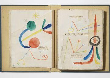 La Fundación Miró estrecha lazos entre pasado y presente