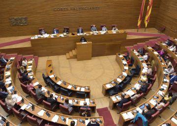 Las Cortes Valencianas aprueban el segundo presupuesto del 'Botànic'