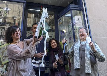 Barcelona 'roba' un pellizco de 40 millones al Gordo madrileño