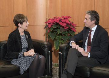 El Ministro de Fomento anuncia el impulso definitivo al TAV vasco