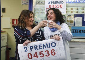 El Gordo apenas deja 50 millones de euros en la Comunidad Valenciana