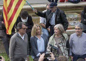El TSJC juzgará a Mas el 6 de febrero por la consulta del 9-N