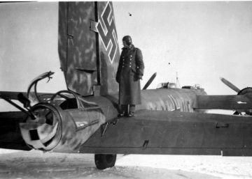El piloto que debía atacar Nueva York para Hitler