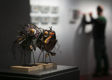 20 años convirtiendo la basura en arte