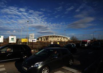 Los vecinos temen que el nuevo estadio del Atleti colapse el barrio de San Blas