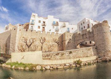 Peñíscola y el castillo de 'Juego de Tronos'