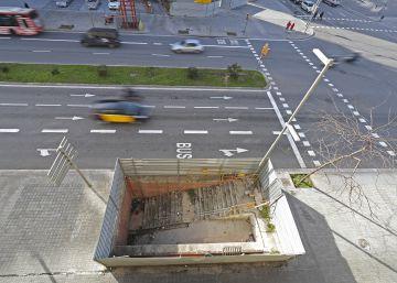 Barcelona pone 40 millones para abrir la línea 10 del Metro