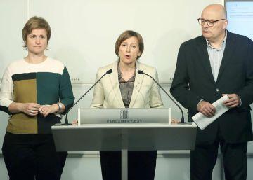 El letrado del Parlament advierte del riesgo de ilegalidad del Presupuesto