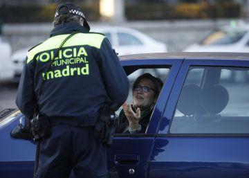 Madrid levanta hoy la restricción de circular por el centro