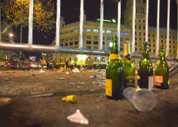 Misión Nochevieja: todo preparado para velar por la seguridad en Barcelona